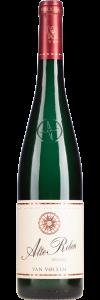 Een fles Alte Reben Riesling van Van Volxem, uit de Saar